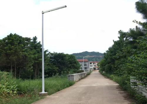 Hitechled A1 30w LED solar street light