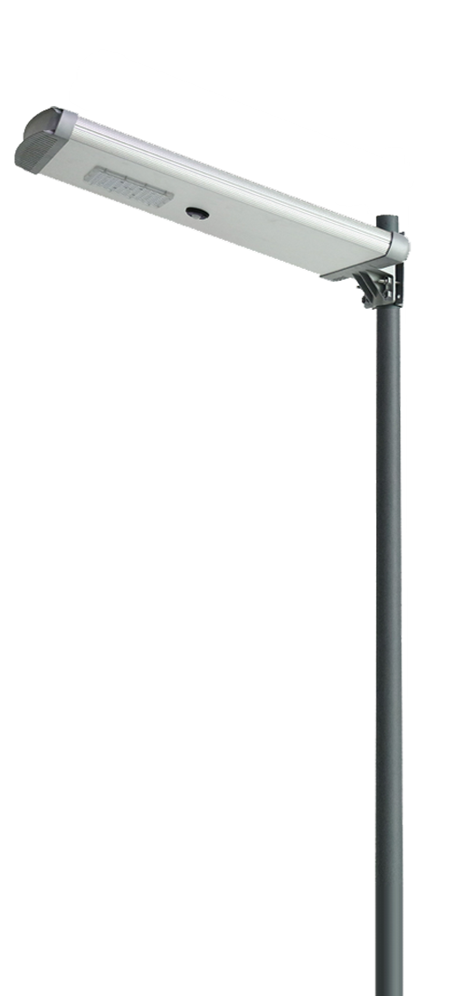 Hitechled A2 series all in one LED solar street light