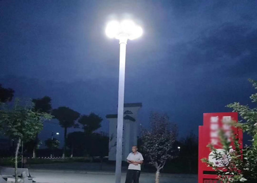 hitechled UFO solar LED light