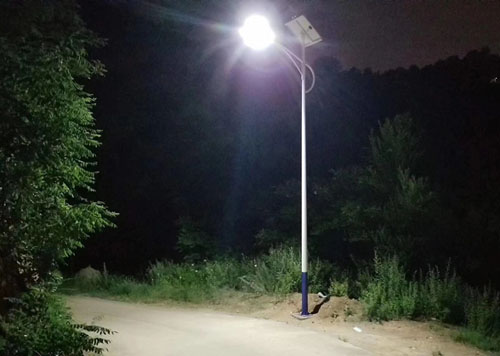 hitechled led solar street light
