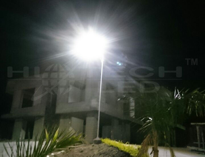 mexico all in one solar street light